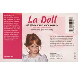 La Doll 500 gram wit