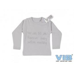 T-Shirt 'Remove baby before washing'