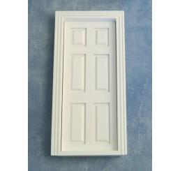 Witte binnendeur
