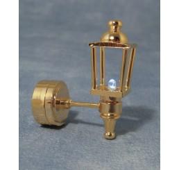 Gouden koetslamp LED