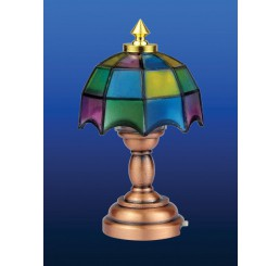 Tiffany tafel lamp LED