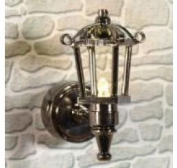 Buitenlamp op batterij