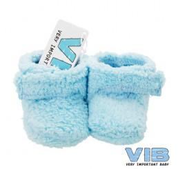 Baby Booties VIB Blauw