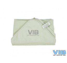 Badcape VIB mint + zilver