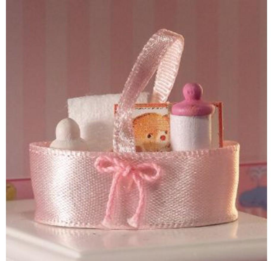 Spullen Voor Baby.Baby Spullen In Doos Dolls House Emporium 4219