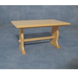 Keukentafel, blankhout