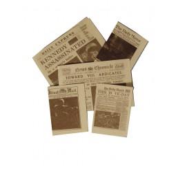 Kranten 5 stuks