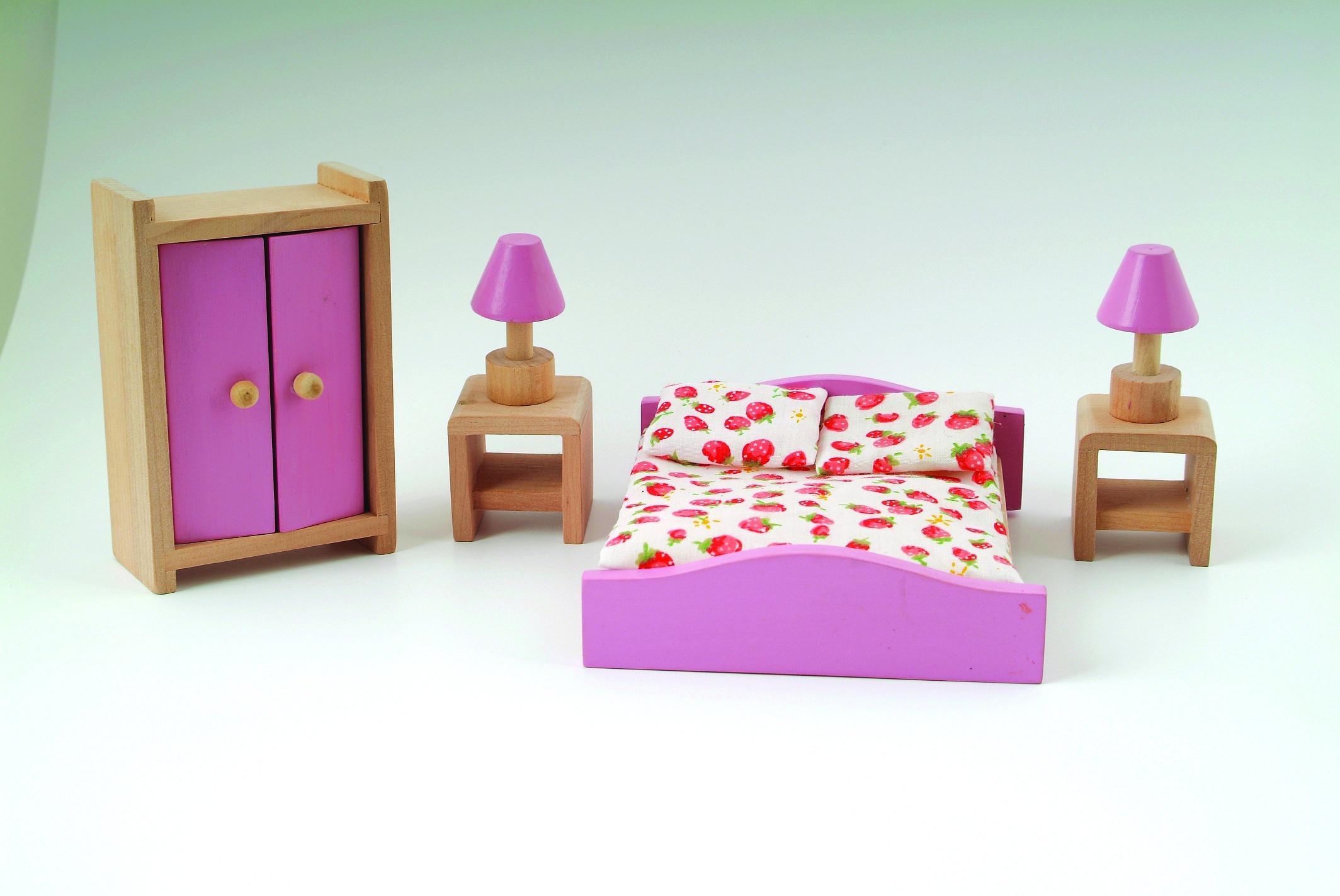 Slaapkamer roze,Streets Ahead DCF010