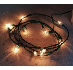 Kerstverlichting, 12x helder
