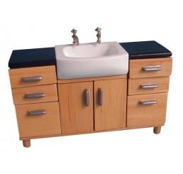 Modern wastafel meubel