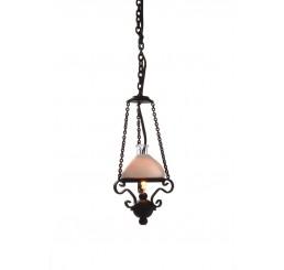 zwart witte hanglamp