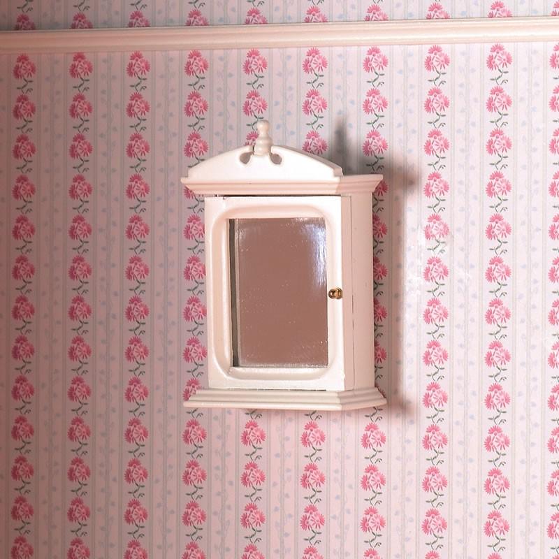 badkamerkastje met spiegel ,dolls house emporium 2415, Deco ideeën