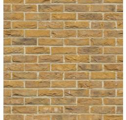 Vel met gele stenen