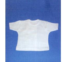 Katoenen mini T-shirt 13*15cm