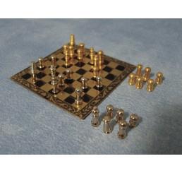 Luxe schaakset