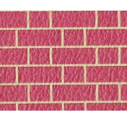 Muur Embossed Brick 56*76