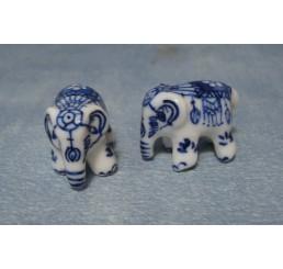 paar chineese olifanten