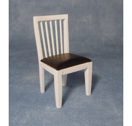 Witte eetkamer stoelen, 4 stuks