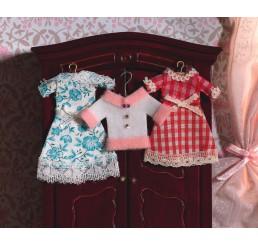 Meisjes kleding, 4 stuks