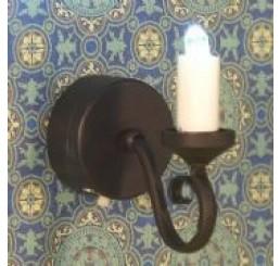 Wand kaarslamp, LED