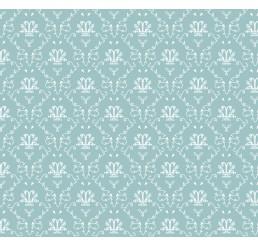 behang blauw