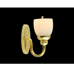 Wandlamp, 1-pits