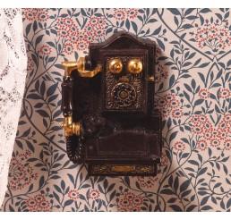 klassieke wand telefoon