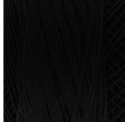 DMC-80 kleur noir, zwart per bol