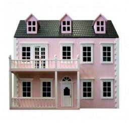Glenside Grange Poppenhuis, roze