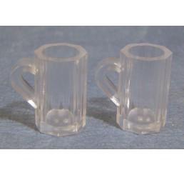 Bierglazen, 2 stuks