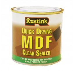 MDF Sealer, helder, 250 ml