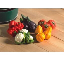 Verse groente, 5 stuks