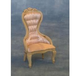 Victoriaanse dames stoel