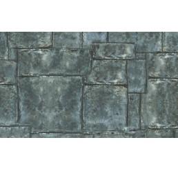 Donkergrijs steenmotief