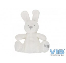 Pluche Konijn Zittend Very Important Rabbit Wit