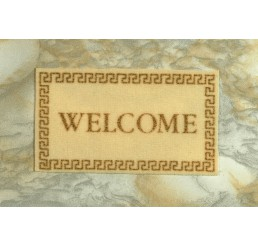 'Welcome' Mat