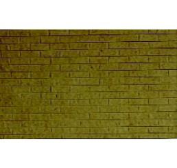 Houten stenen sheet