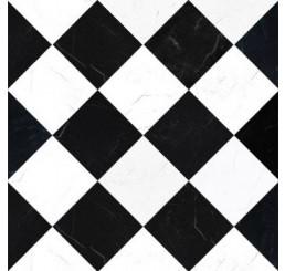 zwart/wit vloer