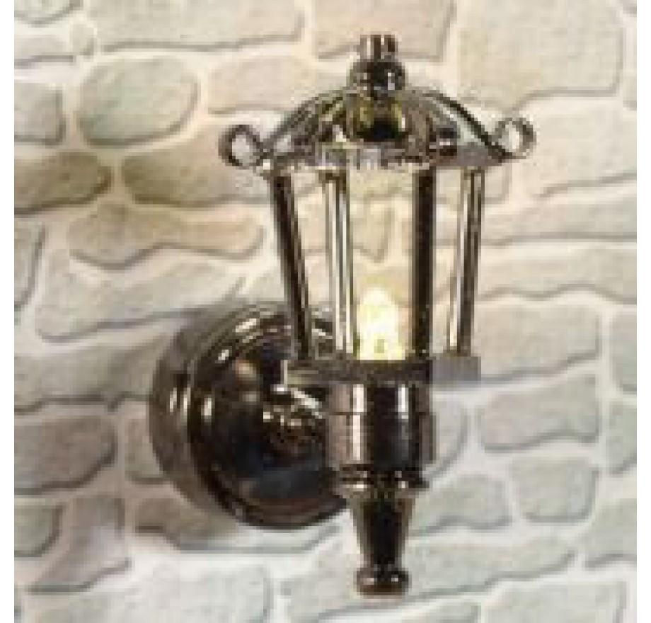 buitenlamp op batterij dolls house emporium 1472