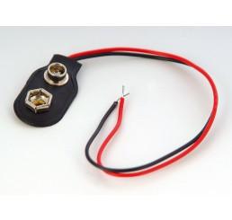 9V Batterij Connector
