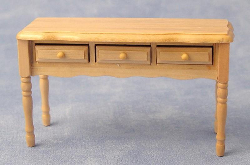 Side Table Met Lade.Keuken Side Table Met 3 Laden Streets Ahead Df936