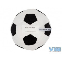 PLUCHE VOETBAL 'FIRST BALL FROM
