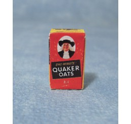Quaker Oats bakmeelverpakking