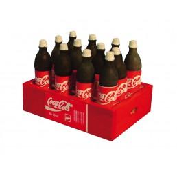 Kratje met Coca Cola