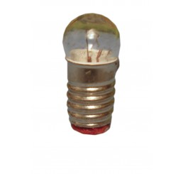 Setje van 4 ronde bollampjes