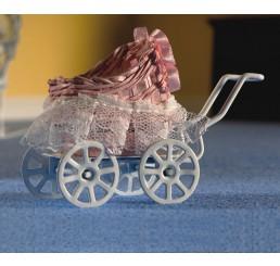 Kleine kinderwagen