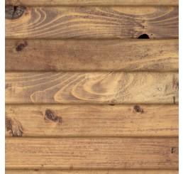 Oude lichte houten vloer