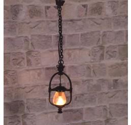 Victoriaanse gashanglamp