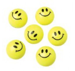 gele smiley