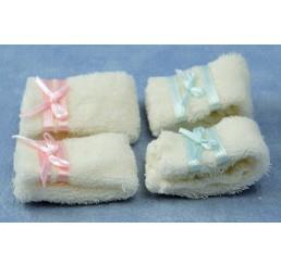 Handdoeken, 4 stuks